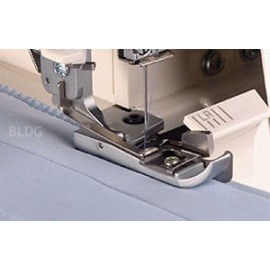 Blindsaumfuss (Overlock)