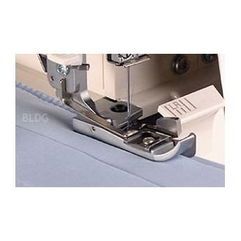 Pied pour ourlet invisible (Overlock)