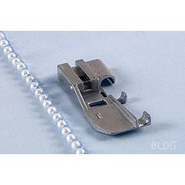 Pied pour perles et paillettes (Overlock)