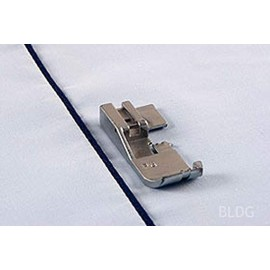 Paspelfuss 3mm (Coverlock)