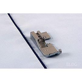 Paspelfuss 5mm (Coverlock)