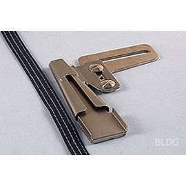 Gürtelschlaufenfalter 38.1mm (Coverlock & Cover Stitch)