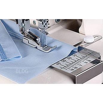 Guide de tissu (Coverlock & Cover Stitch)