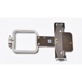 Mini-Telaio quadrato per ricamo 50 x 50mm