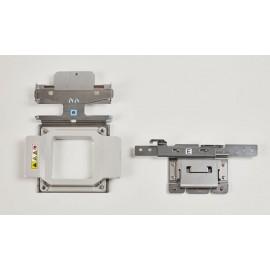 Telaio magnetica (50 x 50 mm) con supporto E